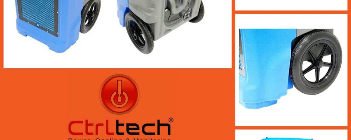 CD-85L Industrial Dehumidifier offered by CtrlTech Dehumidifiers Dubai, UAE.