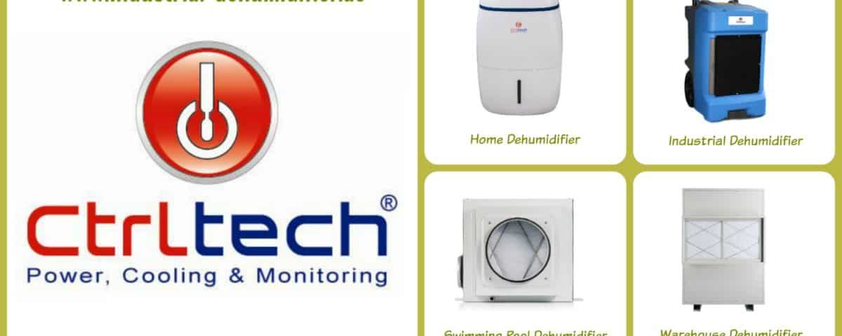 CtrlTech Dehumidifier in UAE, Saudi Arabia, Oman and Qatar