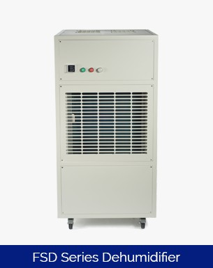FSD series Dehumidifier in Dubai, UAE