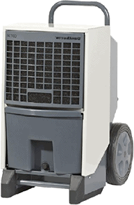 Industrial dehumidifier in Dubai