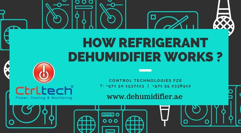 How refrigerant dehumidifier works